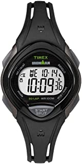 Timex Ironman Sleek 30 Lap Watch Full Size Black