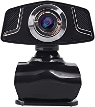 WDFDZSW HD Webcam 720P Streaming Web Camera with Microphones,Widescreen USB Computer Camera for PC Mac Laptop Desktop Vide...