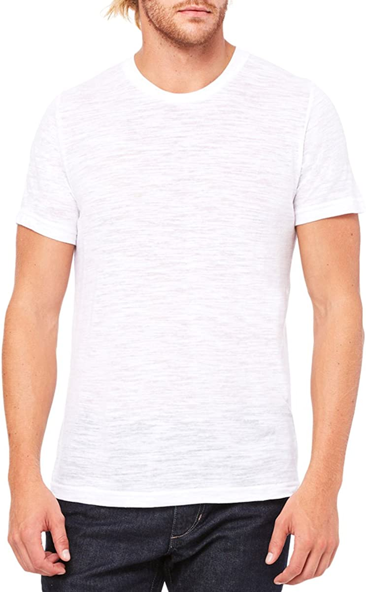 Bella+Canvas New York Mall Mens Poly-Cotton Short Tee Sleeve Shipping included