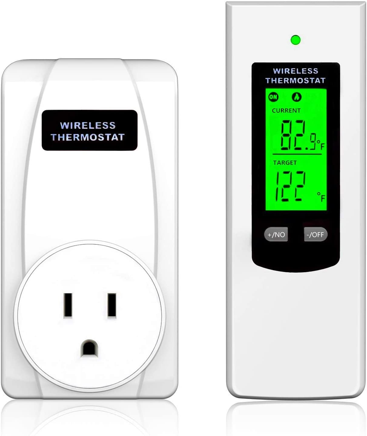 Hycency Programmable Wireless Plug Max 41% OFF Electri Purchase Outlet in Thermostat