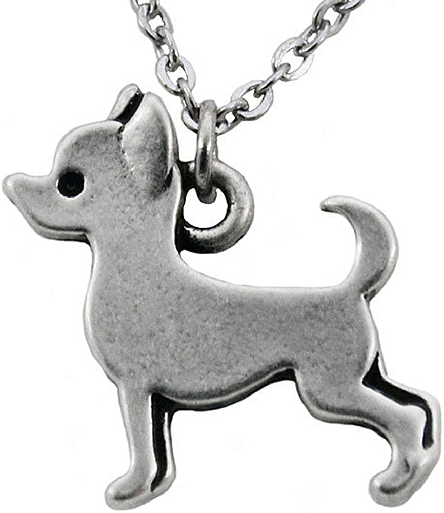 Soul Statement Adorable Chihuahua Mom - Charm Dog Penda Ranking TOP10 Necklace 5% OFF