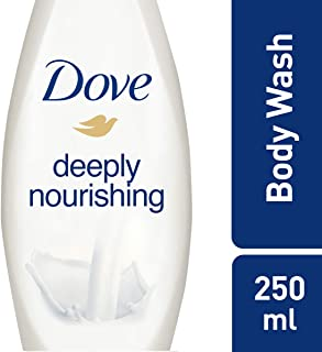 Dove Body Wash Deeply Nourishing, 250ml