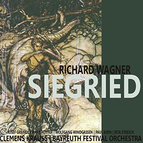 Bayreuth Festival Orchestra, Josef Greindl, Hans Hotter, Wolfgang Windgassen, Paul Kuen & Rita Streich
