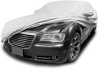 CarsCover Custom Fit 2011-2019 Chrysler 300 300C Sedan Car Cover Heavy Duty Weatherproof Ultrashield Covers