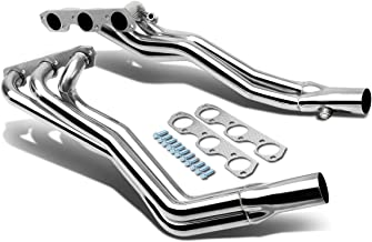 DNA motoring HDS-FM94-38L Stainless Steel Exhaust Header Manifold