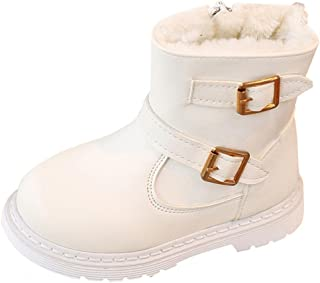 d96c11ce8902 Amazon.com  White - Snow Boots   Outdoor  Clothing