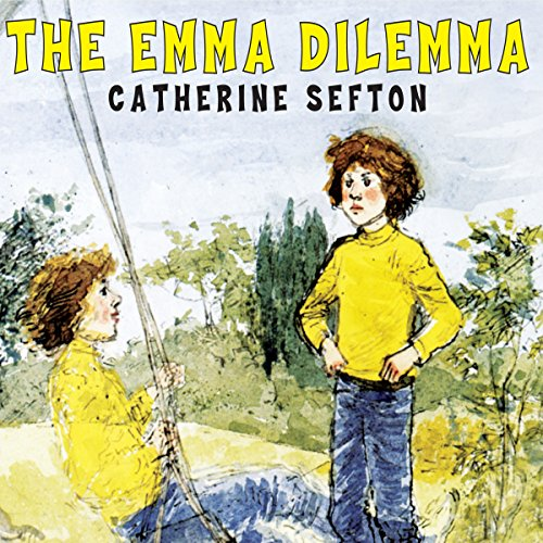 The Emma Dilemma audiobook cover art
