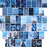 Wandcollage 50PCS Ästhetisches Bild, 4x6 Zoll Collage