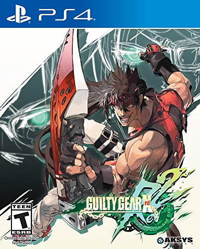 Guilty Gear Xrd REV 2 for PlayStation 4