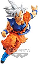 Bandai- Transcendence Art Dragon Ball Estatua Son Goku Ultra Instinct, (Banpresto BANP82742)