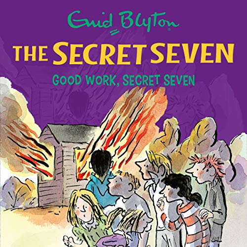 Good Work, Secret Seven cover art