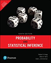 Probability and Statistical Inference, 9th edition