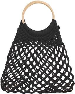 Amazon.es: Bolsas De Crochet: Equipaje