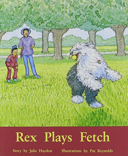 Rex Plays Fetch: Individual Student Edition Purple (19-20)