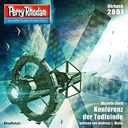 Konferenz der Todfeinde (Perry Rhodan 2897) Titelbild