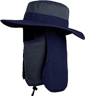 Orolay Head Net Hat Safari Hats Sun Protection Water Repellent Bucket Boonie Hats Hidden Outdoor