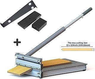 MantisTol 13'' Laminate Flooring & Siding Cutter MC-330 with Installation..