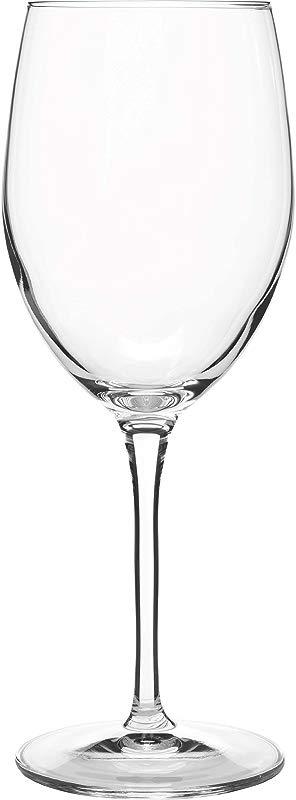 Luigi Bormioli Royale White Wine Glass 12 3 4 Ounce Set Of 6