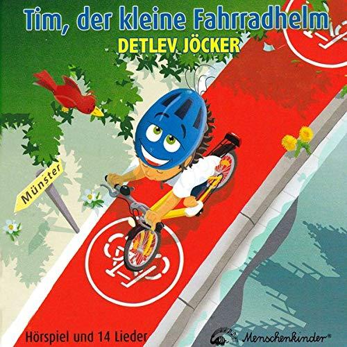 Tim, der kleine Fahrradhelm: LiederBuchCD über das Fahrradhelm tragen und Fahrradfahren lernen