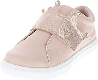 Disney Princess Girls' Toddler Crown Fashion Sneaker