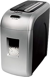 フェローズ シュレッダー 家庭用 電動 8枚細断 マイクロカット 高さ39cmのコンパクトモデル JB-08CDMY 4700201