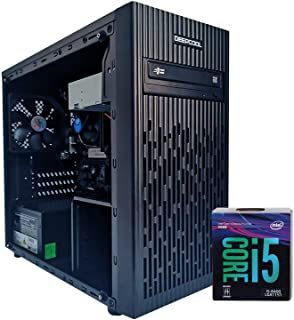 Pc desktop intel i5 8400 4,00 ghz • grafica intel® uhd 630 • 8gb ddr4 • windows 10 pro • 1tb hdd • ssd 240 gb