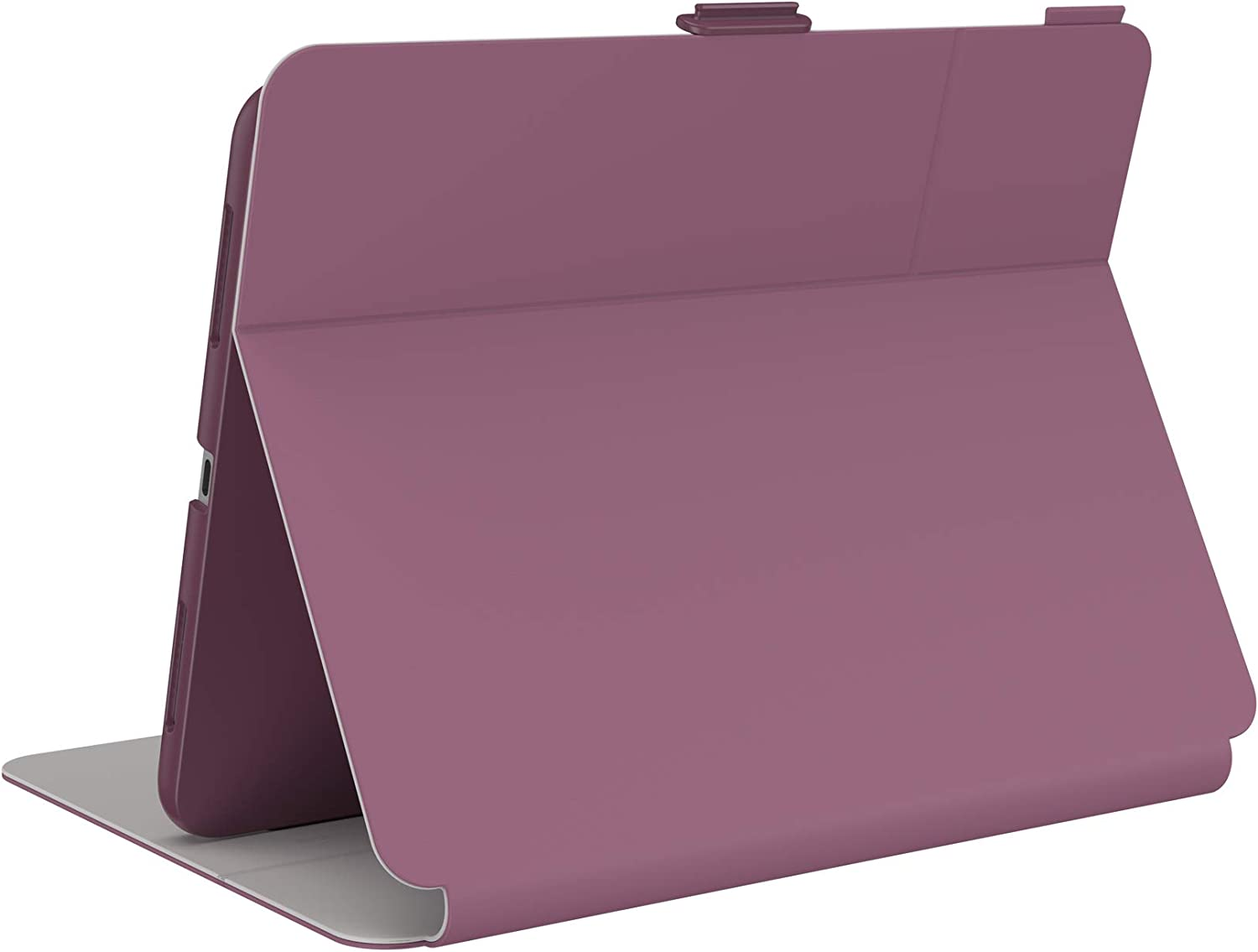 Speck Products Balance Folio iPad Air 10.9-inch Case and Stand, Plumberry Purple/Crushed Purple/Crepe Pink