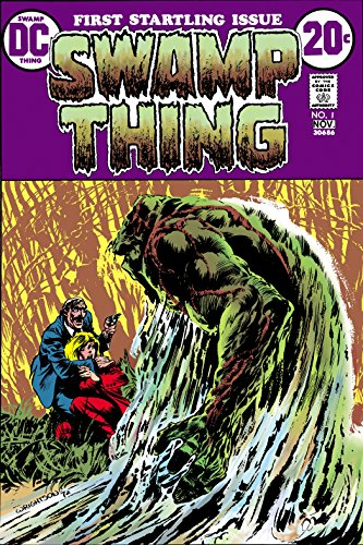 Swamp Thing: The Bronze Age Vol. 1: The Bronze Age Volume 1