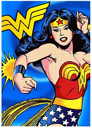 "Batman,Wonder Woman,Superman 10/""x15/"" Poster in Basic Solid Wood Frame Wall Art Agility Framed Justice League movie 2017 Teaser"