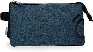 Pepe Jeans Armade Trousses 22 centimeters 1.32 Noir Negro