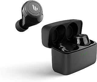 Edifier TWS5 True Wireless słuchawki douszne, 32 godziny pracy baterii, mikrofon i stacja ładująca, Bluetooth V5.0 aptX, o...