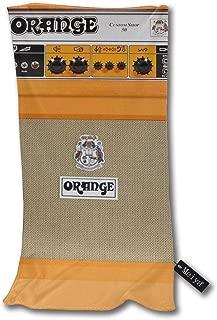 新しいレトロなオレンジギターアンプアンプIphoneタオルジムクイックドライタオルマイクロファイバータオル冷却スポーツタオル12×27.5インチ