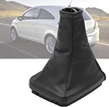 Gear Knob Shift Stick Gaiter Boot Cover For Vauxhall Vectra MK ^