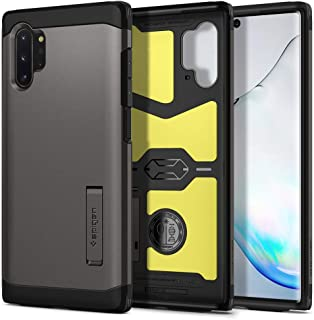 Spigen Tough Armor Designed for Samsung Galaxy Note 10 Plus Case/Galaxy Note 10 Plus 5G Case (2019) - Gunmetal