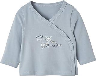 VERTBAUDET Brassière bébé naissance bleu imprimé 1M - 54CM