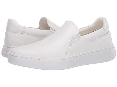 Calvin Klein Fortun (White Tumbled Smooth) Men