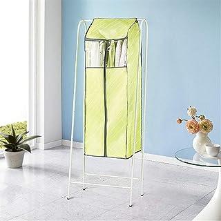 Housse de protection pour vêtements Vêtements Couvre vêtement rack Couverture imperméable Protecteur garde-robe sac de ran...