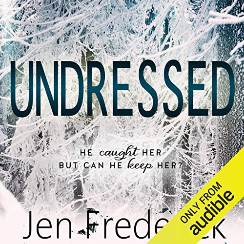 Undressed audiobook cover art