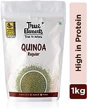 True Elements Gluten Free Quinoa 1kg, Rich Source of Protein & Vitamin B