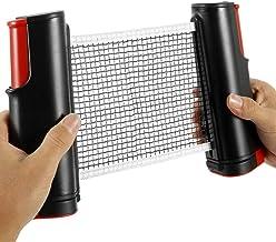 Fitnessapparatuur Intrekbare Tafeltennis Net Draagbare Professionele Ping Pong Post Net Rek Familie Entertainment Workout ...