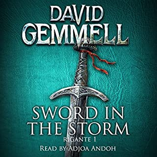 Sword in the Storm audiobook cover art