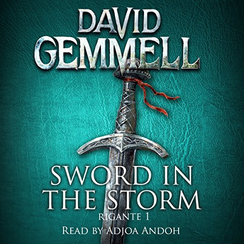 Couverture de Sword in the Storm