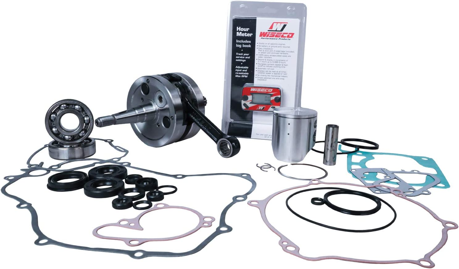 Very popular! Wiseco PWR165A-100 Ranking TOP12 Garage Buddy Rebuild Kit Complete Engine