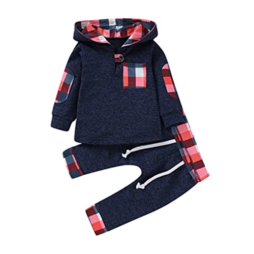 94bbeb094 Infant Toddler Boys Girls Sweatshirt Set Winter Fall Clothes Outfit 0-3  Years Old,
