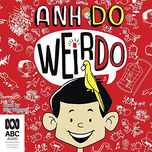 WeirDo cover art