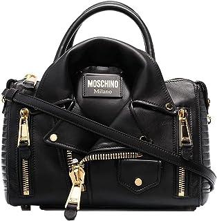 Moschino Tasche Couture Limited Edition Modell Biker Bag Schwarz
