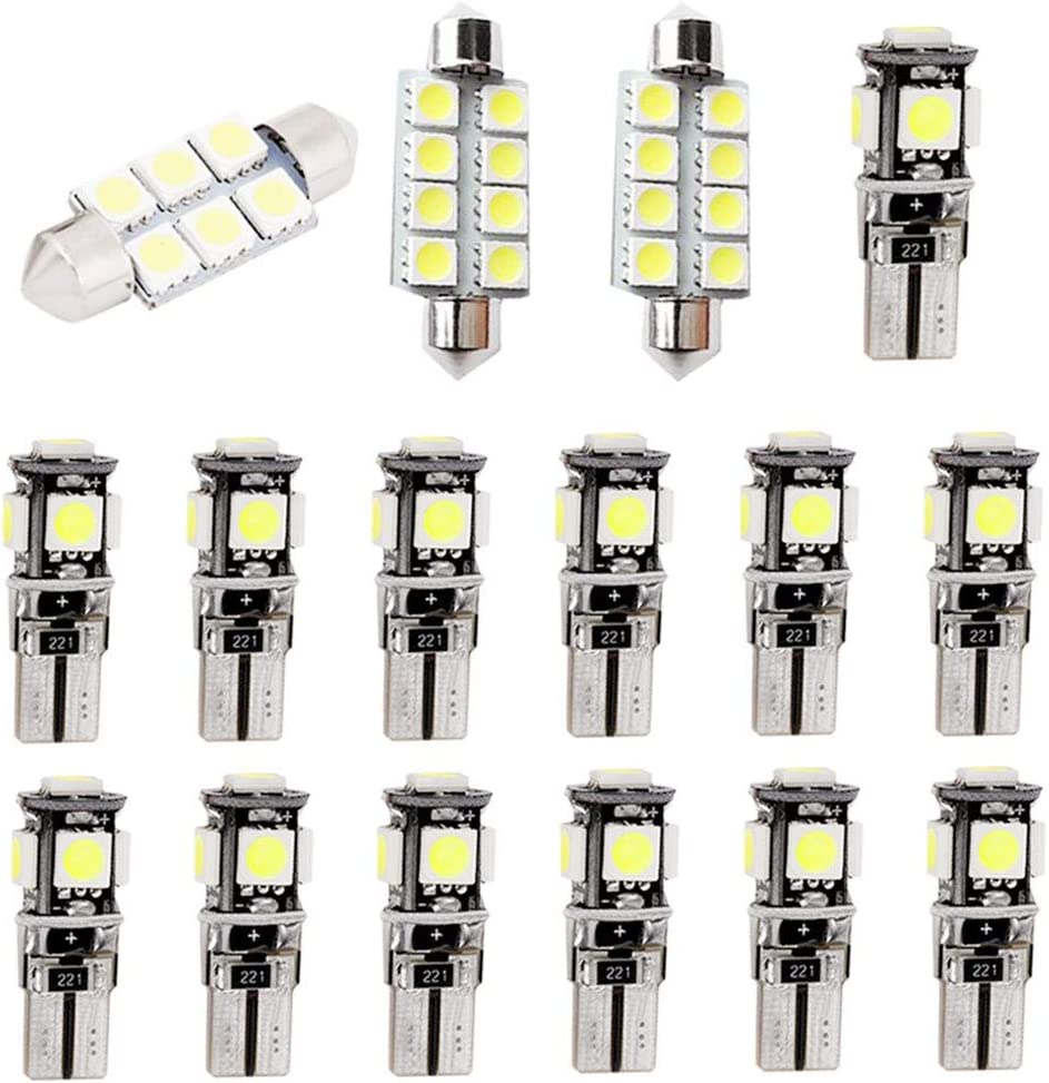 Muchkey for BMW New color Max 58% OFF X3 2015-2016 LED Super Extremely R Lights Bright