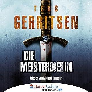 Die Meisterdiebin                   Autor:                                                                                                                                 Tess Gerritsen                               Sprecher:                                                                                                                                 Michael Hansonis                      Spieldauer: 7 Std. und 57 Min.     83 Bewertungen     Gesamt 3,7