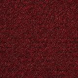 Kunstrasen Rasenteppich mit Noppen | Höhe ca. 7,5mm | 133, 200 und 400 cm Breite | rot | Meterware, verschiedene Größen | Größe: 9 x 4 m