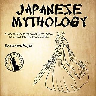 Japanese Mythology audiobook cover art